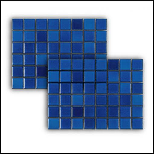 Pastilha Azul Asturias GR 743 RD 5x5 NGK