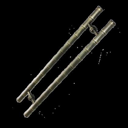Puxador Porta DF958 1430mm Cobre Duplo Italy Line
