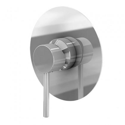 Misturador Monocomando Para Chuveiro Cromado 6416 1/2 x 3/4 C95 Linha Slim 95 Fani
