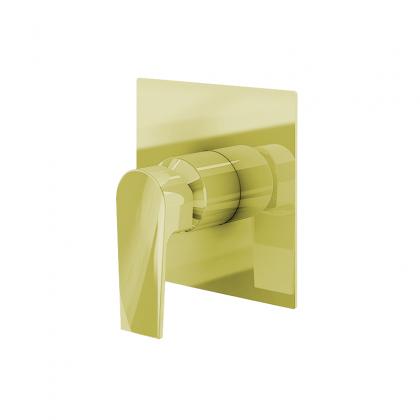 Misturador Monocomando Para Chuveiro Dourado 6416 1/2 x 3/4 DV370 Linha Bold 370 Fani