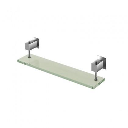 Porta Xampu Cromado 4700 420mm C220 Linha Bella 220 Fani