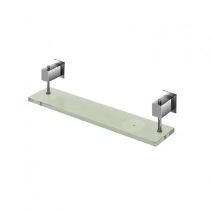 Porta Xampu Com Saboneteira Cromado 4710 420mm C220 Linha Bella 220 Fani