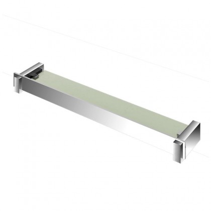 Porta Xampu Cromado 4700 537mm C150 Linha Onix 150 Fani