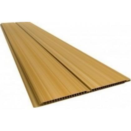 Forro PVC Cerejeira 600x20x0.8 Plasforro