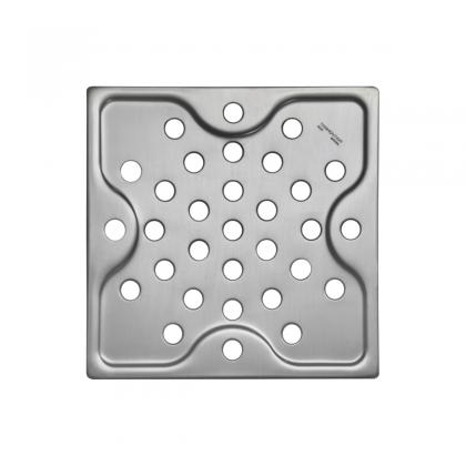 Ralo Quadrado em Aço Inox 10 cm 12 Unidades 94535002 Tramontina