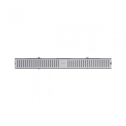 Ralo Slim em Aço Inox 80 x 7 cm 94535108 Tramontina