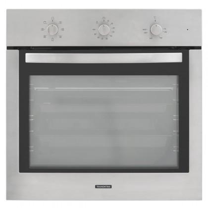 Forno Elétrico de Embutir New Inox Cook em Aço Inox 7 Funções 71 L 94866220 Tramontina