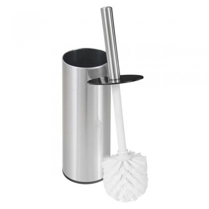 Escova para Banheiro em Aço Inox com Acabamento Scotch Brite 4 Unidades 94533008 Tramontina