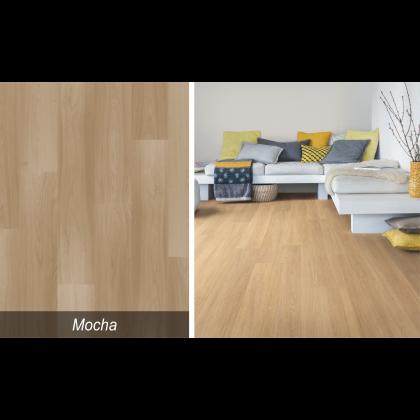Piso Laminado Floorest Première Mocha - Quick Step - M²