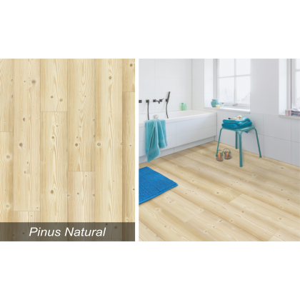 Piso Laminado Impressive Pinus Natural - Quick-Step - M²