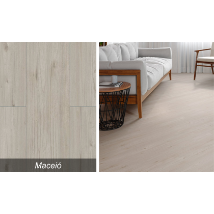 Piso Laminado New Way Maceió - Durafloor - M²