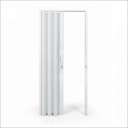 Porta Sanfonada Branca 210x60cm Quimiplast