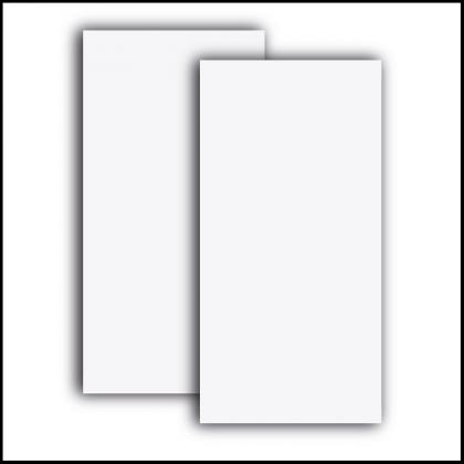 Revestimento Bianco 35x70cm Retificado Polido Extra Delta