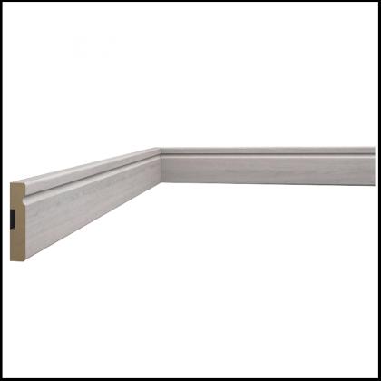 Rodape Estilo 16 7x240x1,5cm Eucafloor