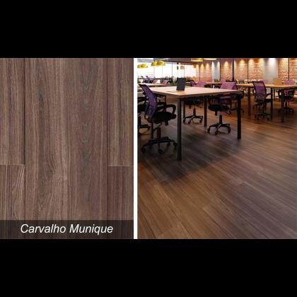 Piso Laminado Studio Carvalho Munique - Durafloor - M²