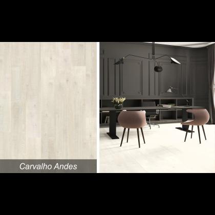 Piso Laminado Vision Carvalho Andes - Quick Step - M²
